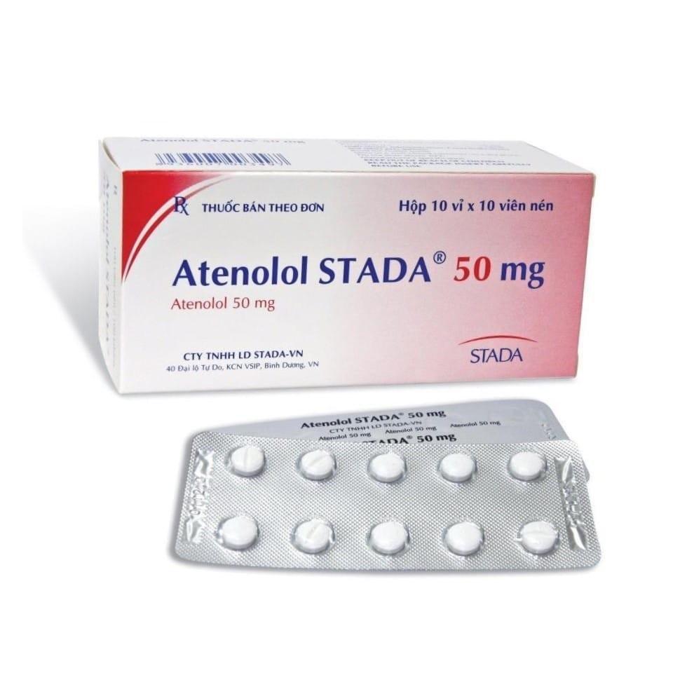 Thuốc Atenolol