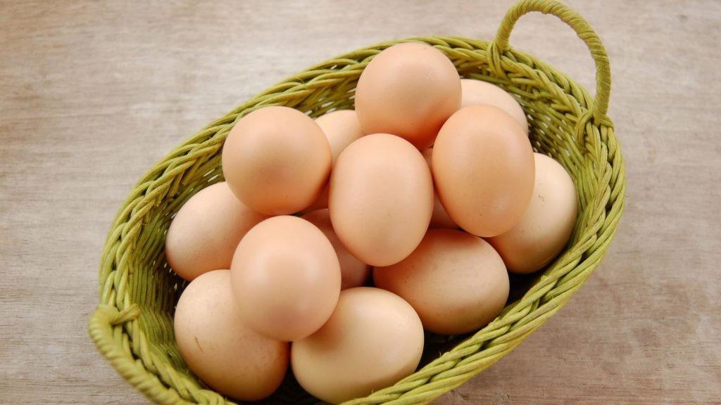 thực phẩm giảm stress Trứng