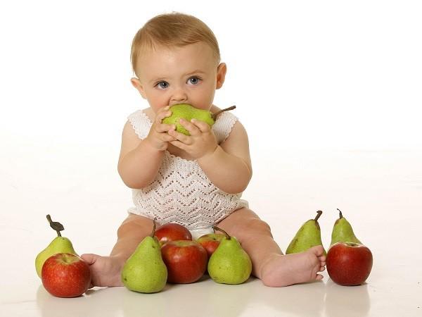 bổ sung chất xơ cho trẻ