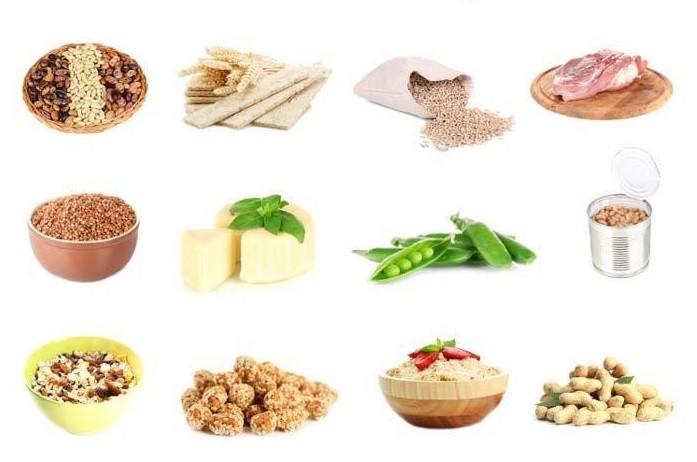 thực phẩm chứa kẽm