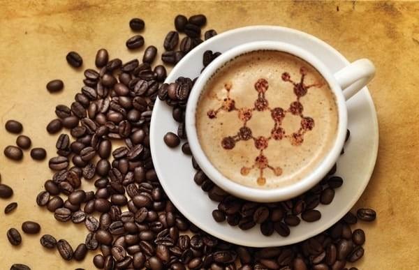 Caffeine có nhiều trong cà phê