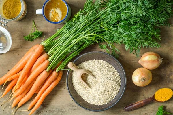 Các loại rau được sử dụng nhiều trong ăn thực dưỡng