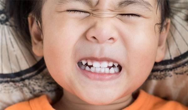 Nghiến răng có thể là một trong những nguyên nhân