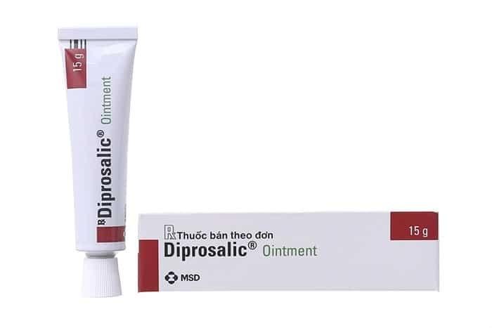 Tìm hiểu thông tin chi tiết thuốc Diprosalic