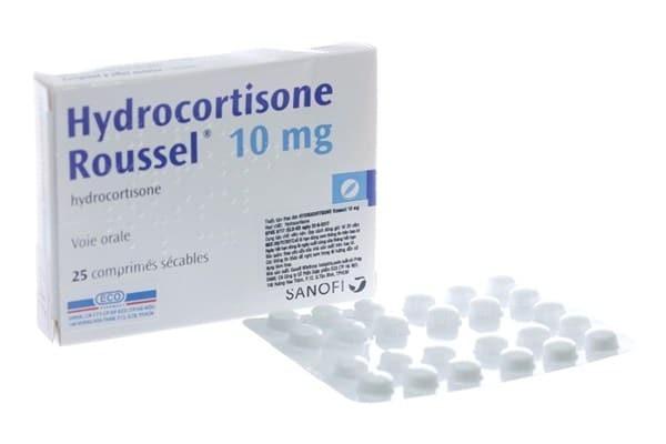 Tìm hiểu thông tin chi tiết thuốc Hydrocortisone