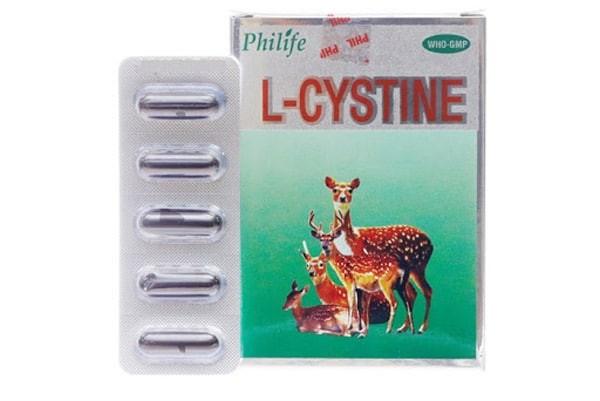 Chế phẩm L-cystine