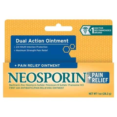 Thuốc mỡ Neosporin