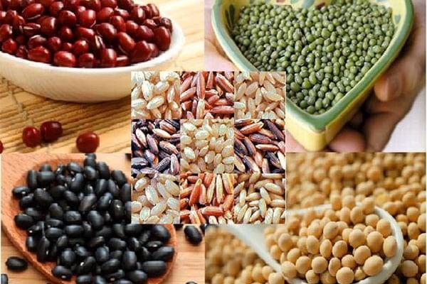 Ngũ cốc là thức ăn giàu chất dinh dưỡng