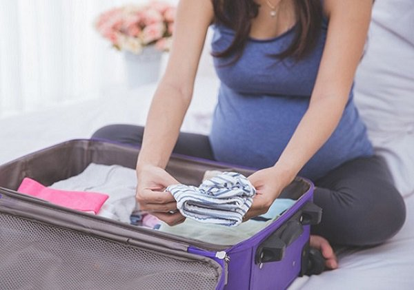 Những vật dụng dành cho mẹ bầu - chuẩn bị trước khi sinh