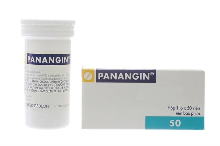 Thuốc Panagin