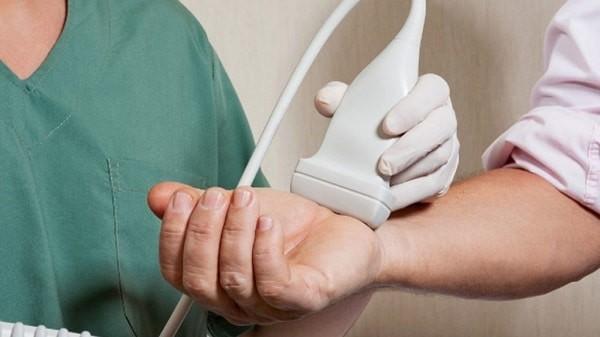 siêu âm chẩn đoán nang hoạt dịch