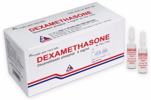 Tìm hiểu thông tin thuốc Dexamethasone