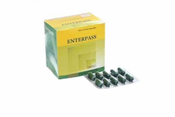 Thuốc Enterpass
