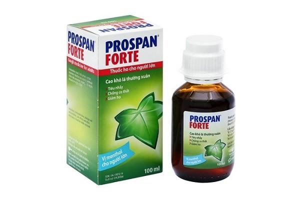 thuốc ho Prospan
