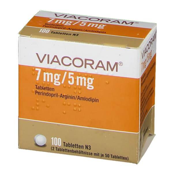 Tìm hiểu thông tin thuốc Viacoram