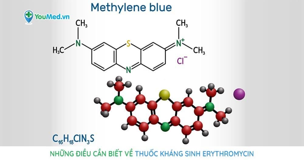 Những điều cần biết về thuốc xanh methylen