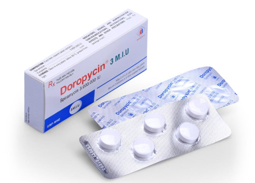thuoc-spiramycin