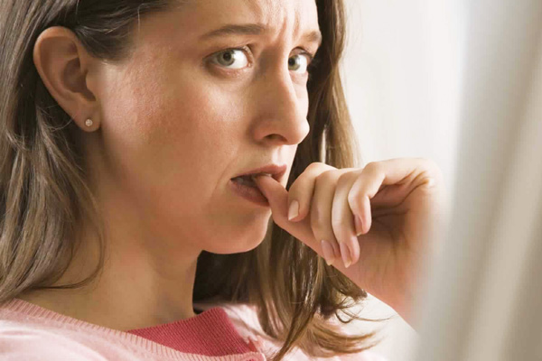 Sau khi dùng thuốc, có thể thấy bồn chồn, lo lắng