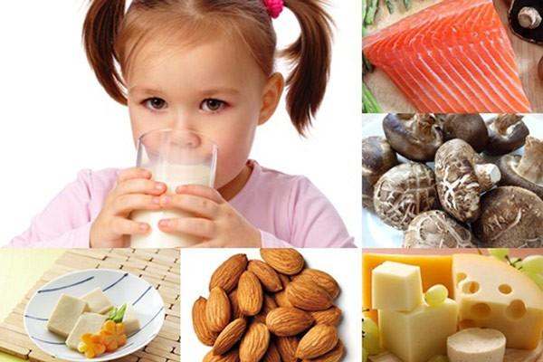 Thực phẩm có thể giúp trẻ tăng trí thông minh