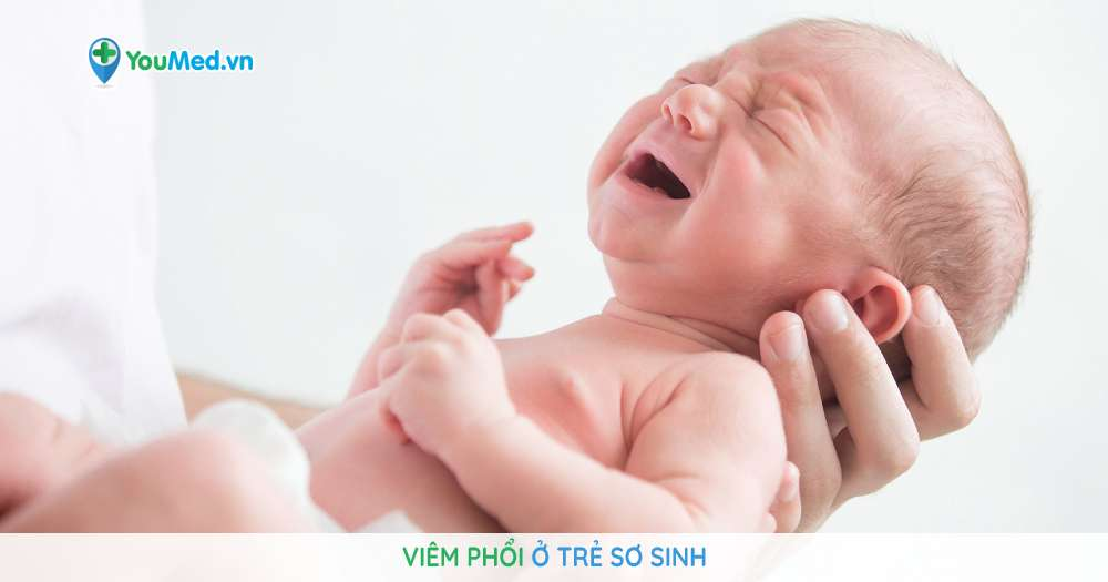 Viêm phổi ở trẻ sơ sinh