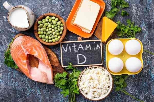 vitamin D giúp hấp thụ canxi