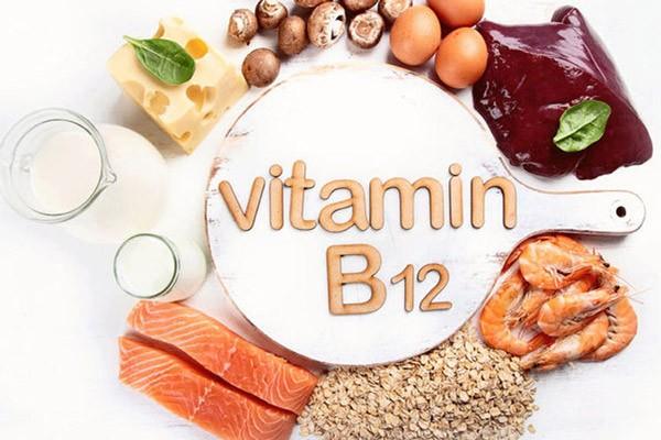 Nguồn vitamin B12 từ thiên nhiên