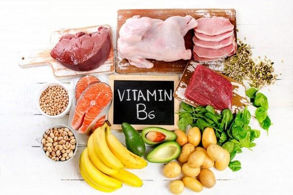 Mẹ hãy chế biến các thực phẩm này để bổ sung vitamin B cho bé