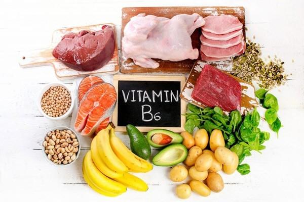 Đừng quên bổ sung các thực phẩm có chứa vitamin B6