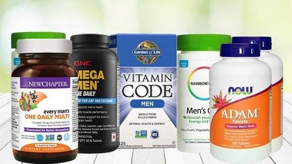 vitamin cho nam giới