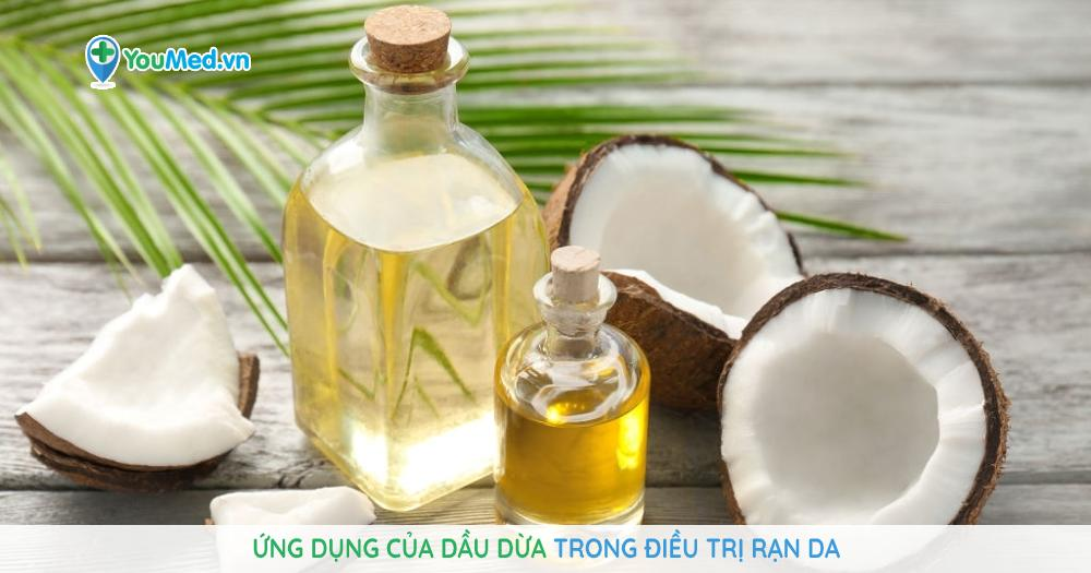 Ứng dụng của dầu dừa trong điều trị rạn da