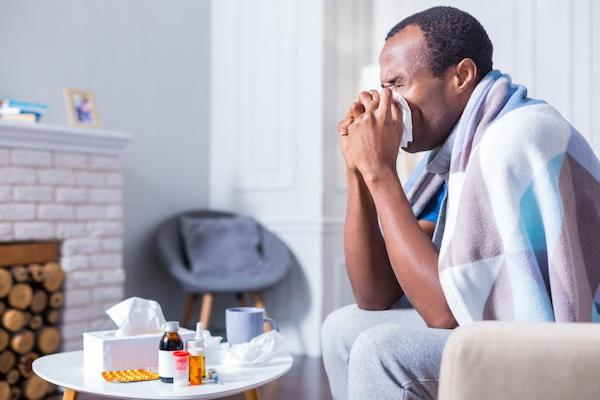 CLL khiến bạn thường xuyên bị nhiễm trùng hô hấp