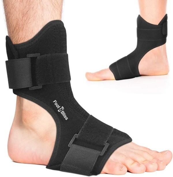 Nẹp chỉnh giúp giữ bàn chân của bạn ở tư thế bình thường