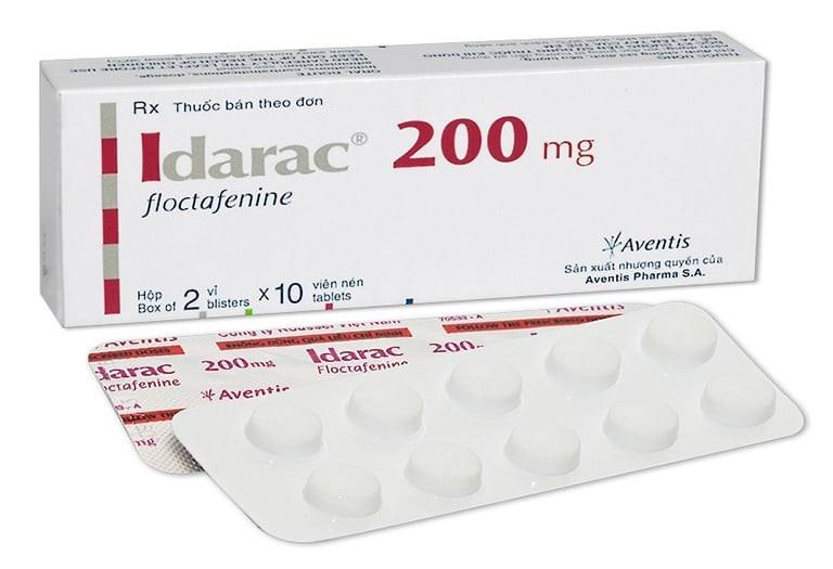 Thuốc Idarac 200mg
