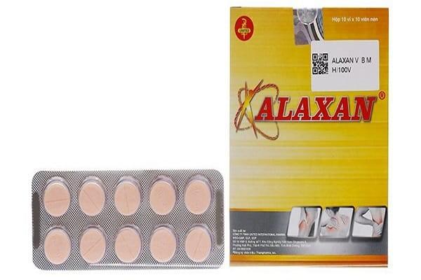 Thuốc giảm đau Alaxan