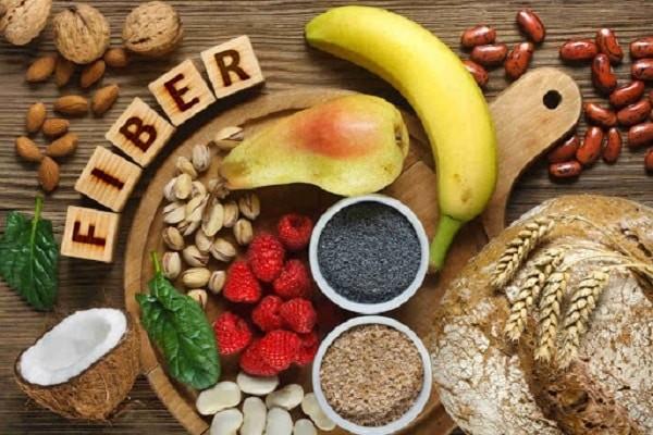Tăng cường chất xơ trong chế độ ăn