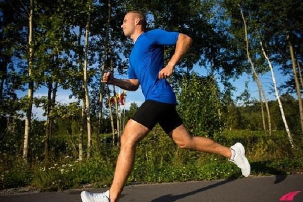 Chạy bộ là một dạng bài tập của dị hóa