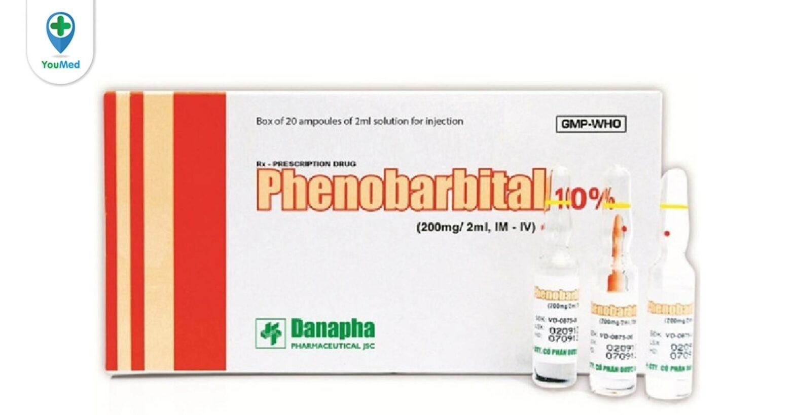 Thuốc Phenobarbital là gì? giá, công dụng và cách sử dụng