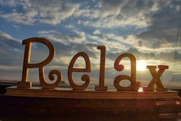 Thư giãn tinh thần