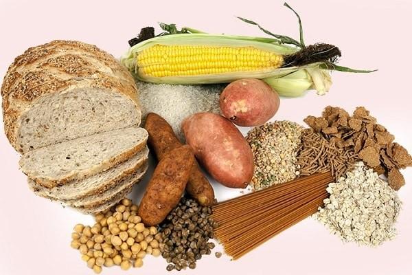 Thực phẩm cung cấp chất đường bột