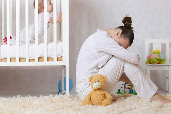 Trầm cảm sau sinh