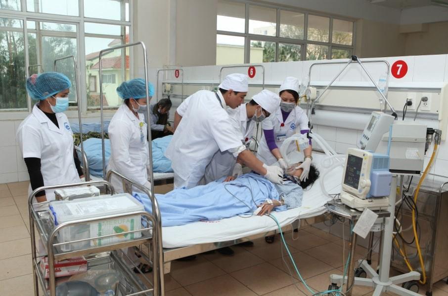 Bệnh viện Phổi Hà Nội