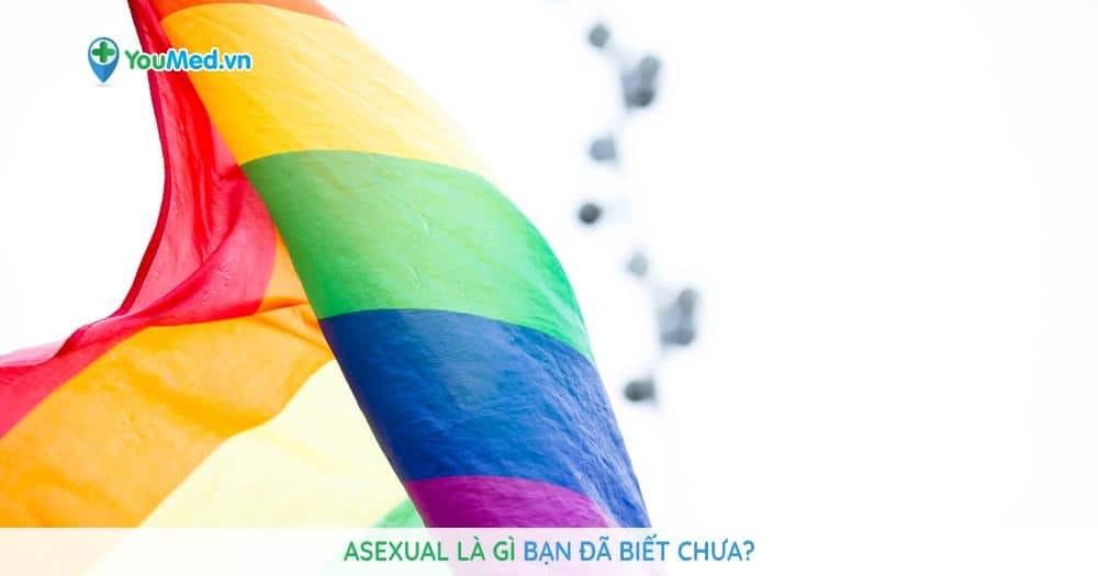 Asexual là gì? Người vô tính trong cộng đồng LGBT+