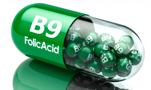 Vitamin B9 (Axit Folic)