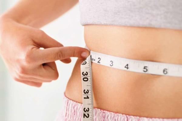 Giảm cân là một lợi ích khác bạn có thể nhận được