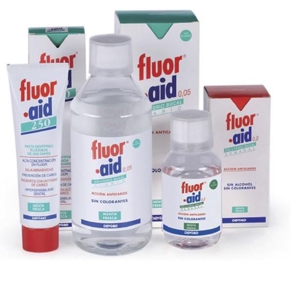 Các dạng chất bổ sung Fluor