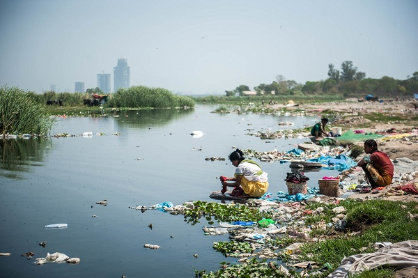 Một số nơi có tình trạng ô nhiễm nguồn nước, dễ gây tiêu chảy cho khách du lịch