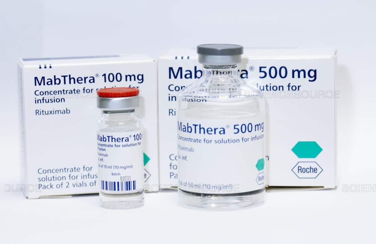 Thuốc MabThera (rituximab)