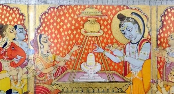 Theo niềm tin của văn hóa Ấn Độ cổ đại, linga là hình tượng thiêng liêng