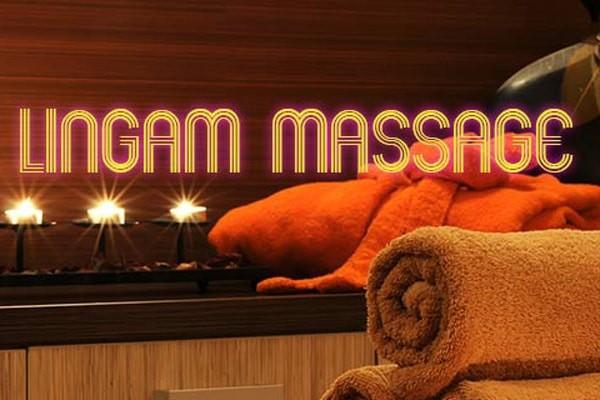 Massage lingam là một phương pháp trị liệu