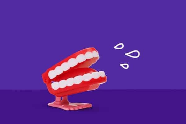 Nước bọt có vai trò quan trọng với răng